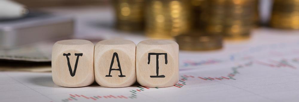 VAT cubes with coins