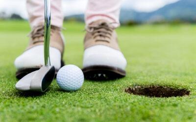 Golf Event at Cainhoe Wood Golf Course